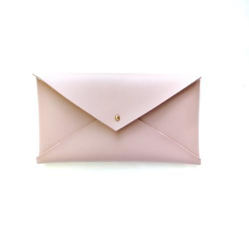 Envelope Clutch Blush
