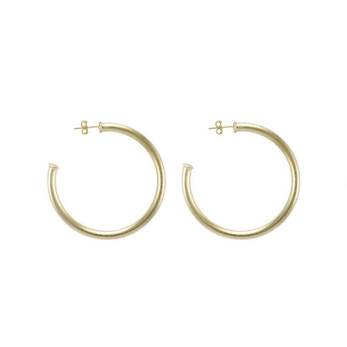Petite Everybody's Favorite Hoops - Gold