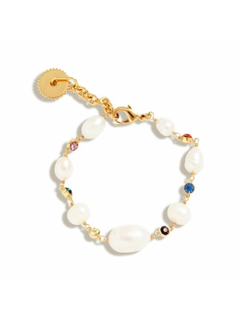 Lyford Bracelet - White/Multi