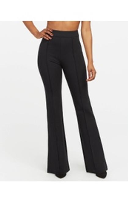 The Perfect Pant, Hi-Rise Flare - Black