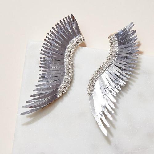 Madeline Earrings - Silver