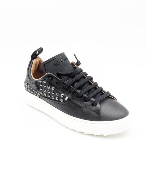 Stud Sneaker - Black