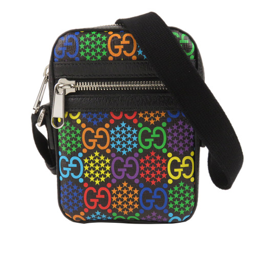 GG Supreme Psychedelic Crossbody Bag