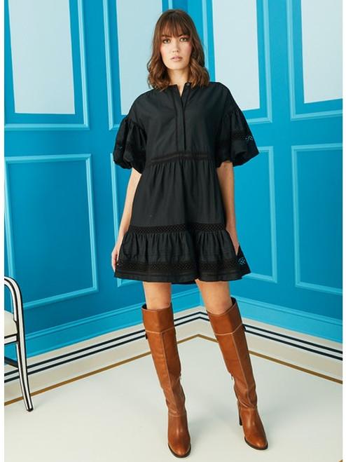 Jade Dress - Black