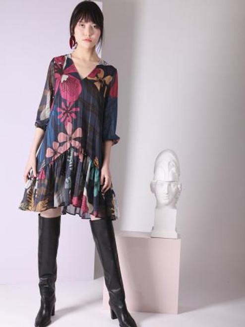 Floral Dress - Lucera