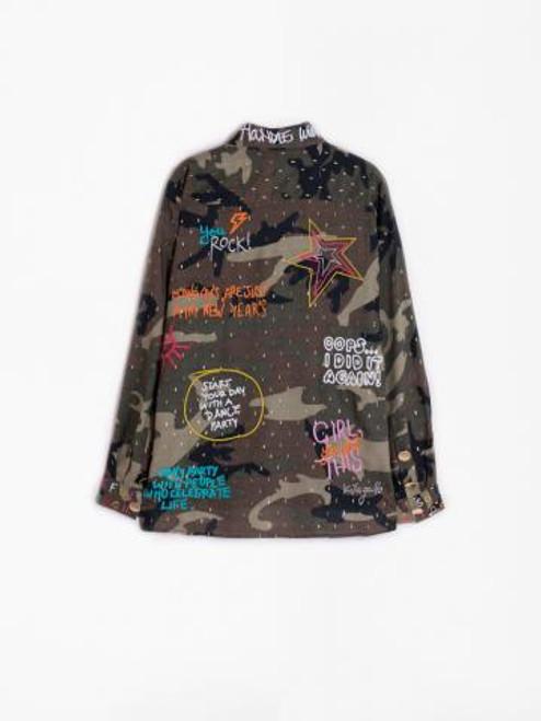 Camisa - Mimetic Lurex