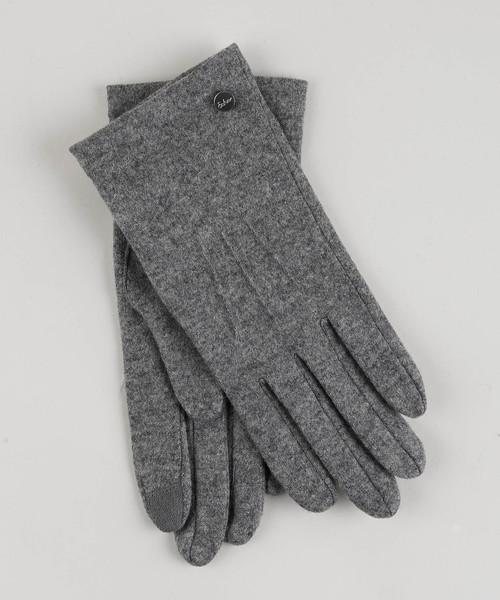 Water Repellent Classic Touch Glove - Heather Grey