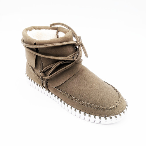 Ankle Boot - Deep Olive