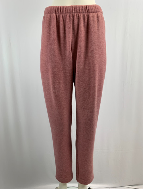 Pull-On Pant - Rose