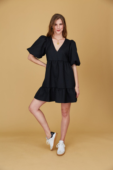 Izzy Dress - Moody Floral