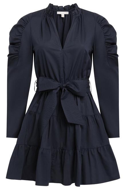 Elizabeth Dress - Navy Blazer