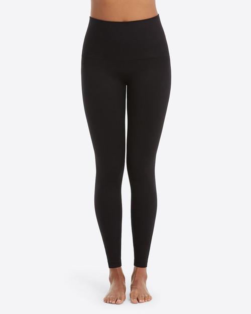 Look At Me Now Seamless Leggings - Very Black