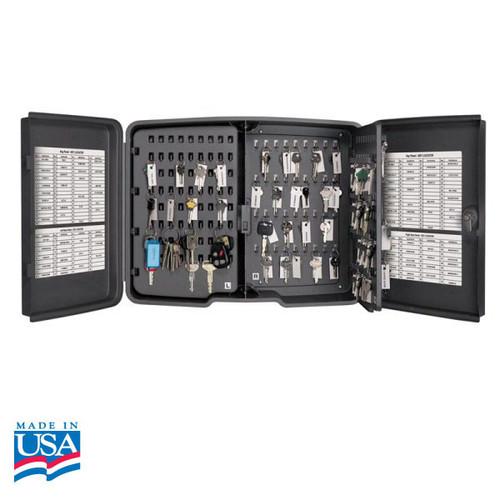 216 Hook Plastic Key Organizer Cabinet