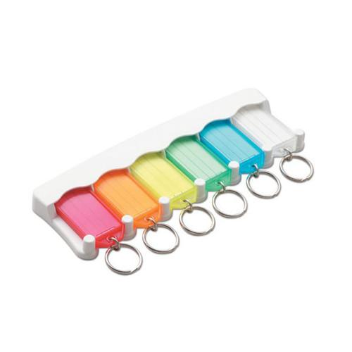 6 Tag Key Tag Storage Rack