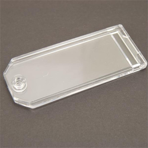 Extra Large Key Tag - Bulk Clear TAG ONLY