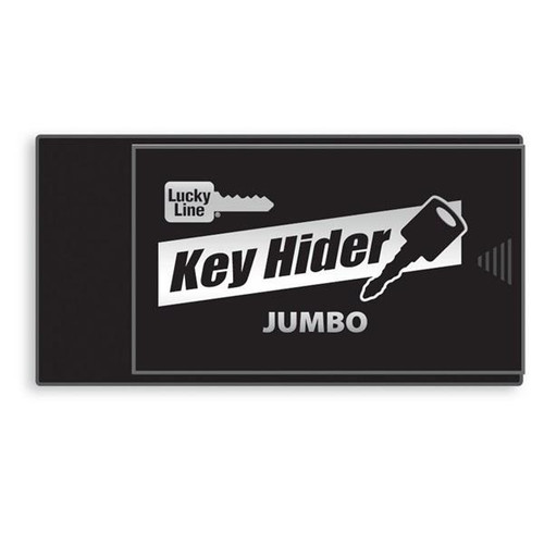 Jumbo Magnetic Key Hider Box Lucky Line