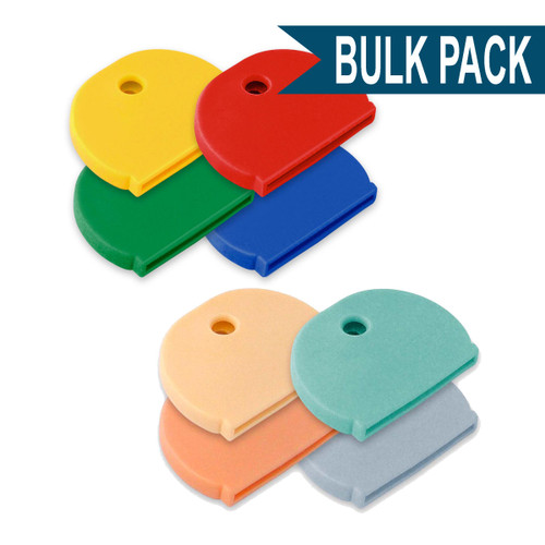 XL Extra Large Key Identifier Caps Bulk Pack 50 to a Bag