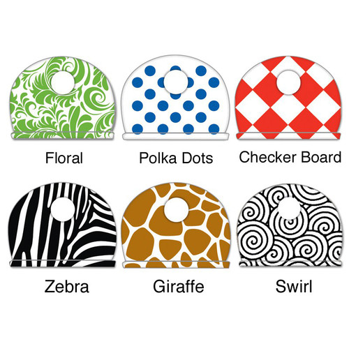 Designer Pattern Key Caps Individual by Design
