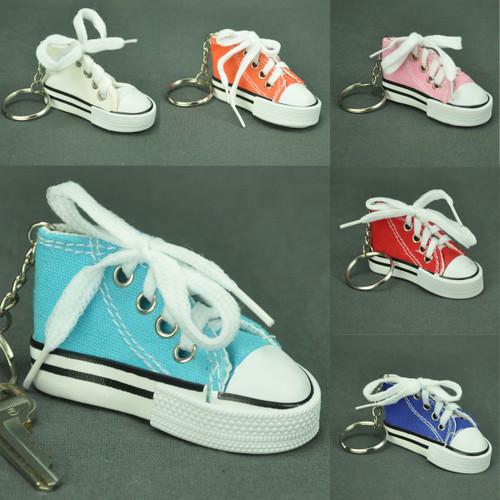 Mini Sneaker Keychain Plain