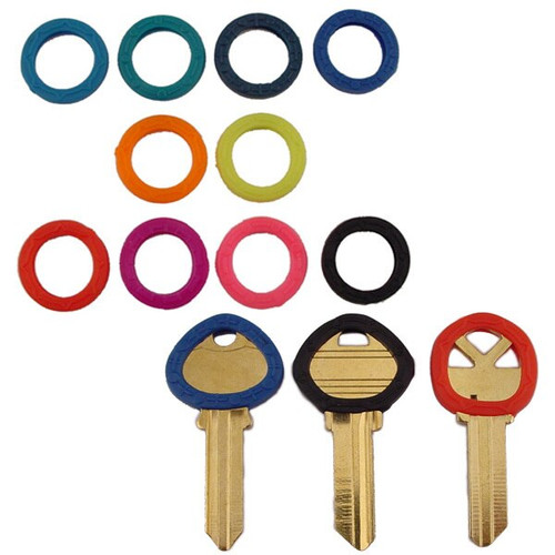 Key Identifier Ring/Collars