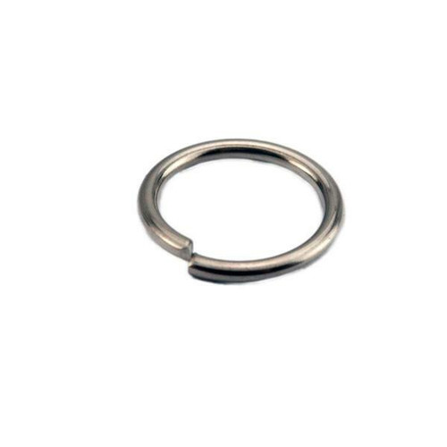 7/16 Inch Stainless Steel Round Jump Ring
