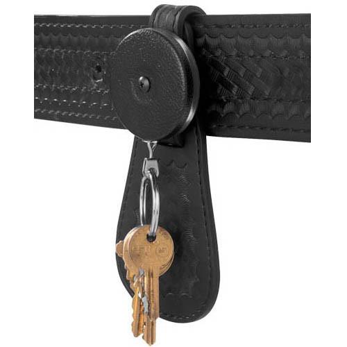 "Key-Bak Model 481BSC 48"" Kevlar Cord with Leather Flap"
