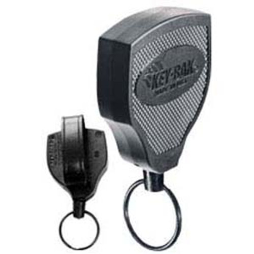 "Key-Bak Super 48 Key Retractor Super Duty 36"" Kevlar Cord Wide Belt Strap"