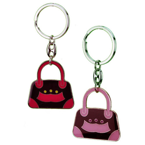 Handbag Keyring Ladies Purse