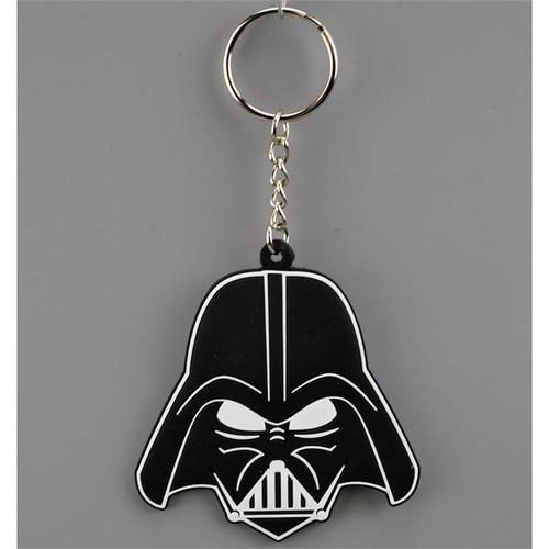Star Wars Flat Vinyl Keychain-Darth Vader