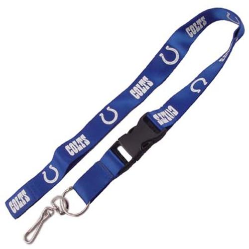 Indianapolis Colts Lanyard Keychain