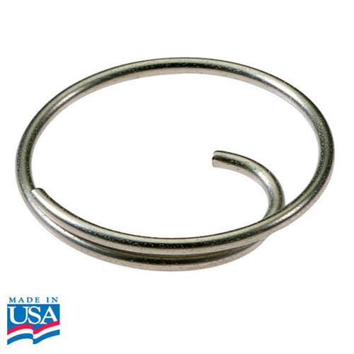 Tang Ring Easy Open 1 Inch Diameter