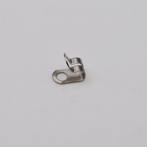 Number 6 Ball Chain Nickel Plated 'D' Coupling .170 top