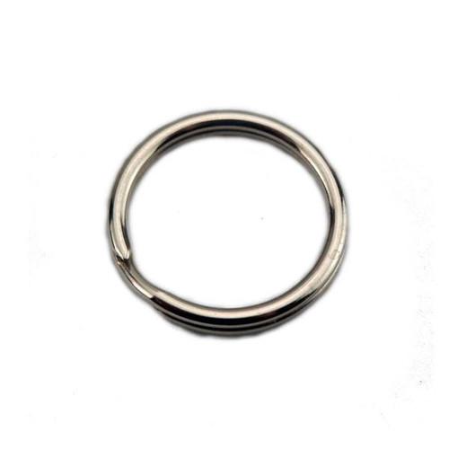 35/64 Inch Diameter Fine Guage Thin Split Key Ring