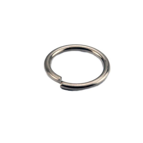 19/32 Inch Stainless Steel Round Jump Ring