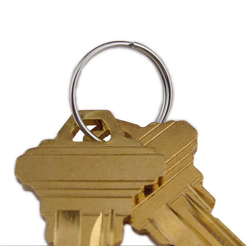 Plain Wire Key Ring 3/4 Inch