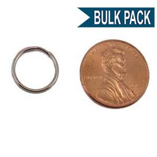 Photo of 12mm (15/32 Inch) Diameter Small Split Key Ring