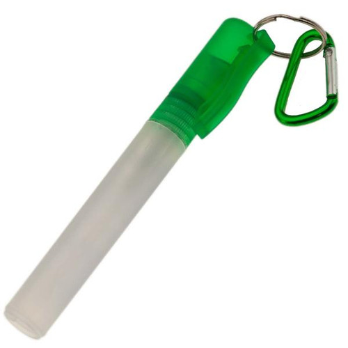 Hand Sanitizer Spray with Key/Backpack Clip