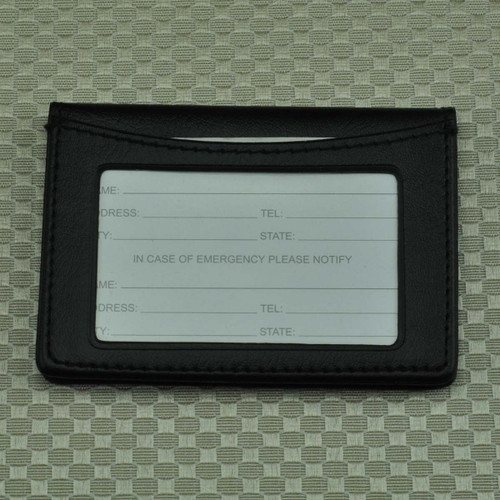 Pass Case/Card Wallet