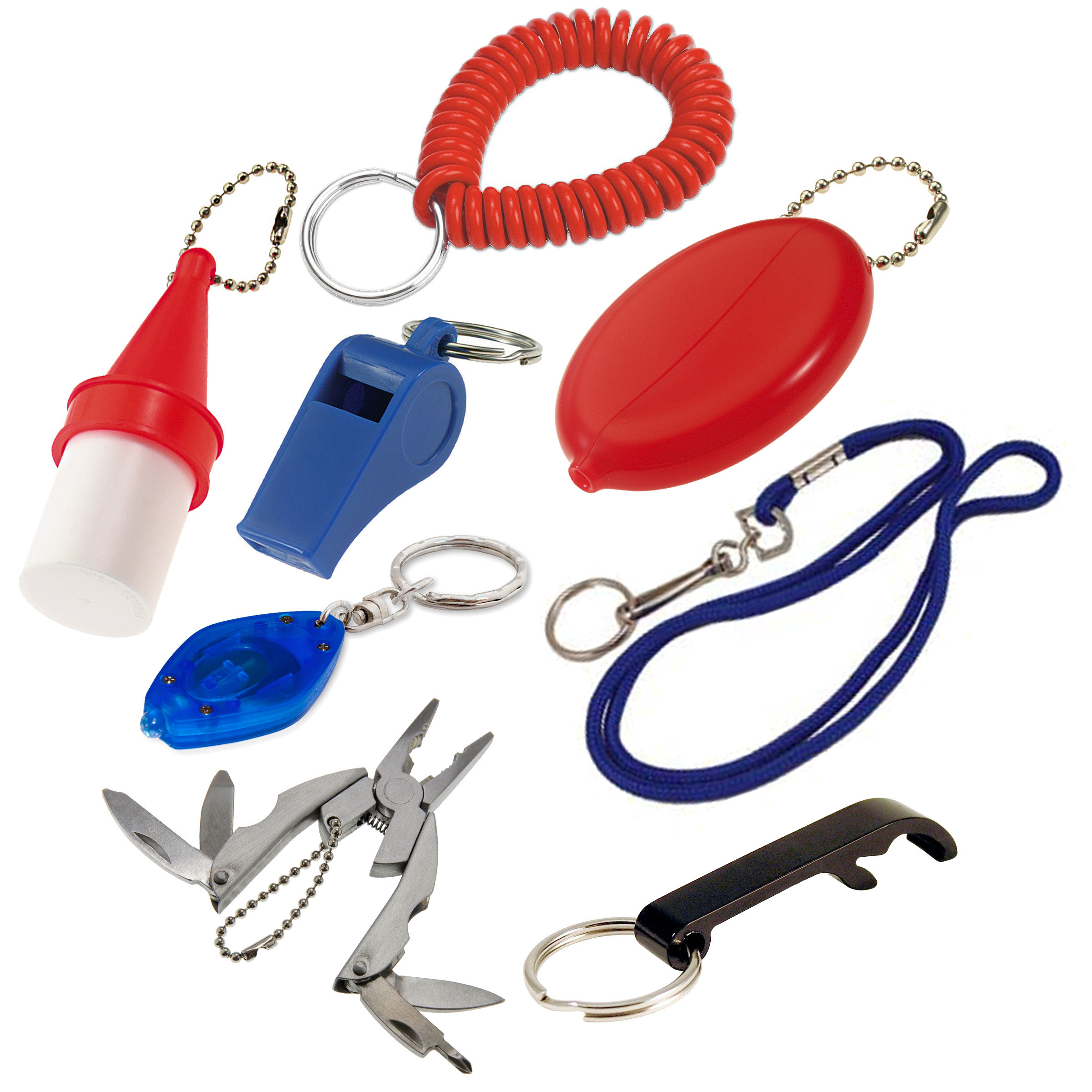 Useful Key Chains - Every Day Carry