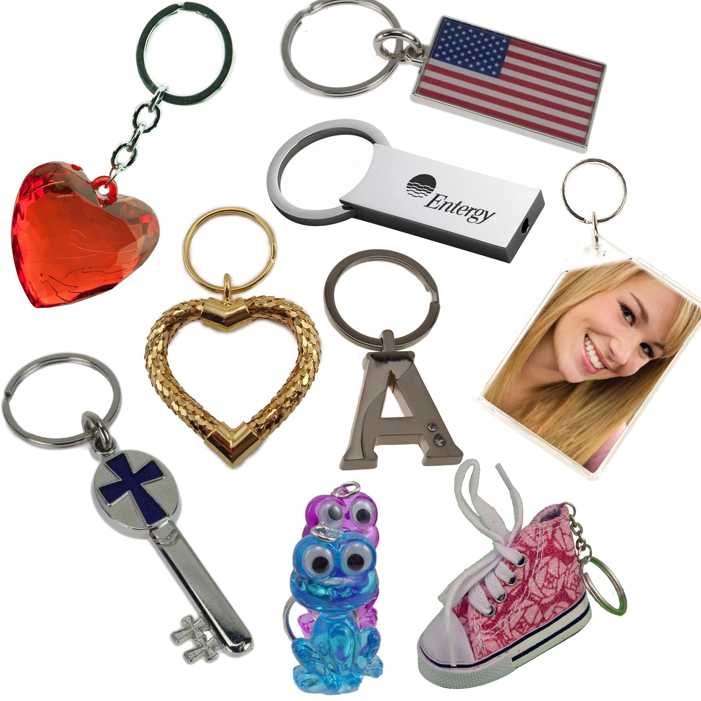 Novelty Key Chains