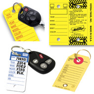 Auto Dealer and Repair Tags