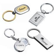 Personalized Gift Key Rings