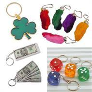 Lucky Key Rings