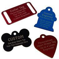 Pet ID Tags Personalized