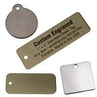 Stainless Steel Tags