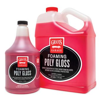 Foaming Poly Gloss