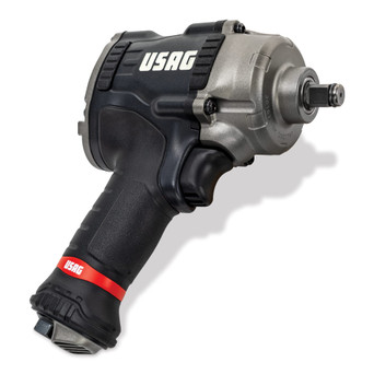 """USAG Magnesium Impact Wrench, 1/2"""" Drive"""