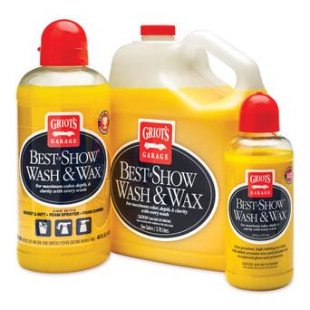 Best of Show® Wash & Wax