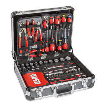 USAG 181-Piece Metric Tool Set