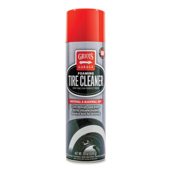 Foaming Tire Cleaner, 19 Ounces